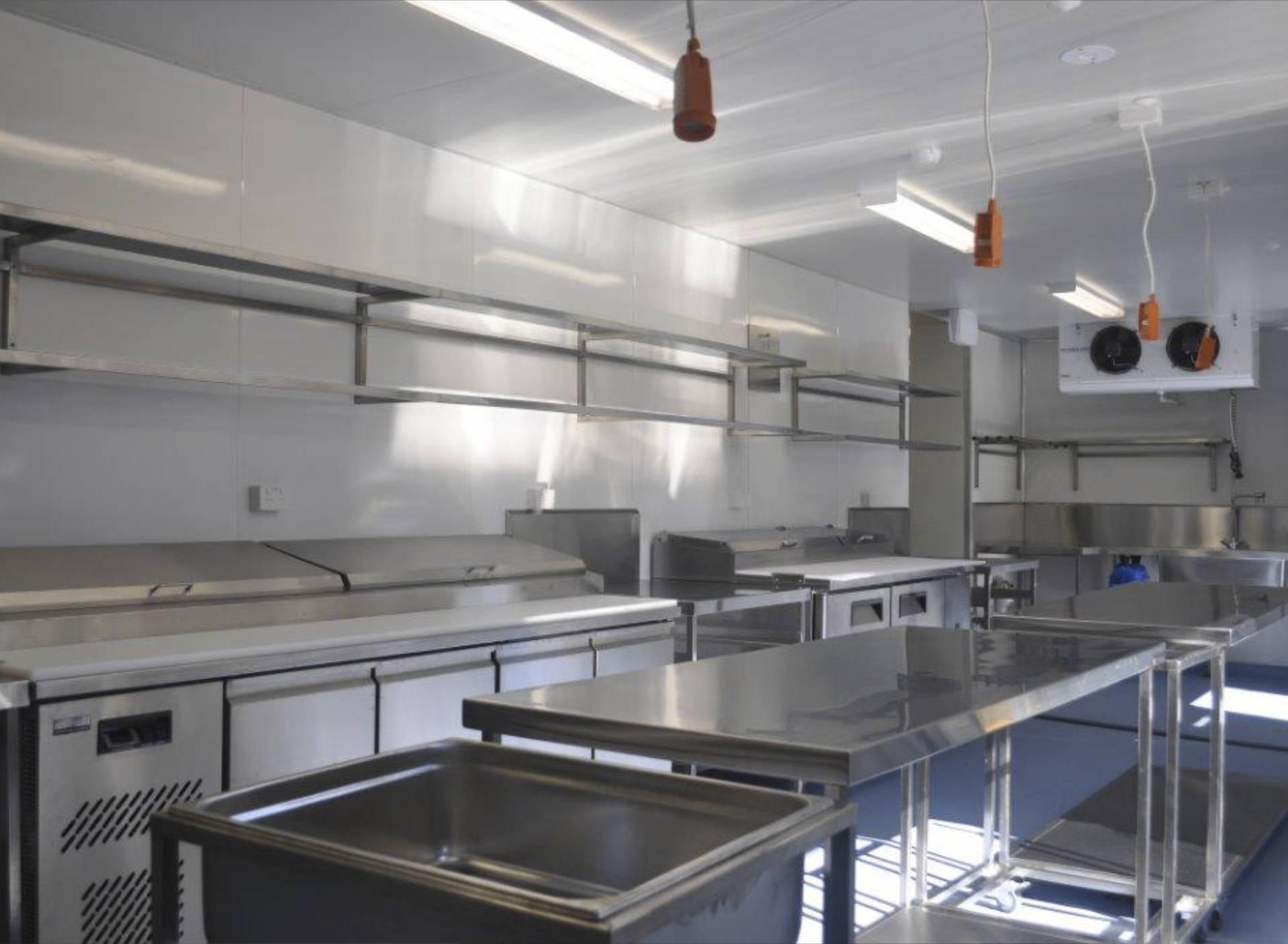 commercial kitchens brisbane