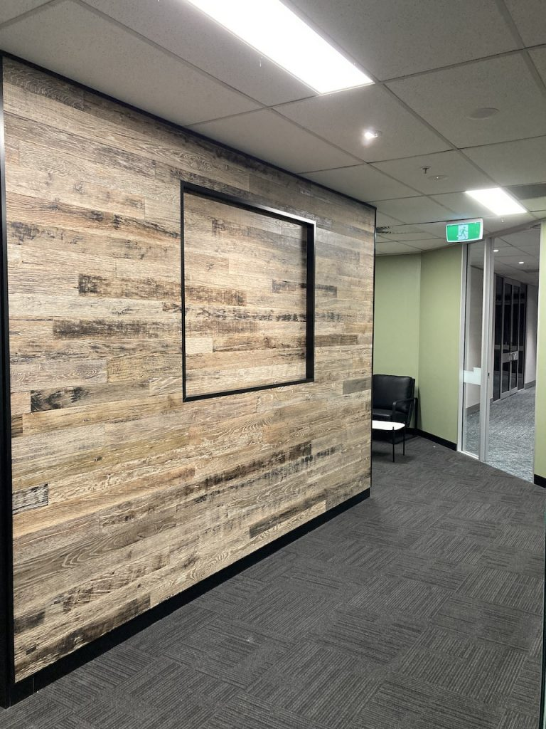Brisbane Corpporte Off Fitout by MTB Projects